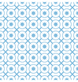 Rope and steering wheel seamless pattern vector