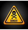 Caution signal vector