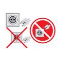 Plug and socket vector