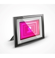 Frame background vector