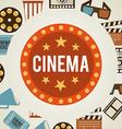 Cinema film vector