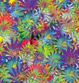 Imagination flowers vector