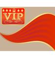 Vip sign vector