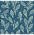 Floral seamless pattern 3 vector