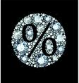 Diamond sale vector