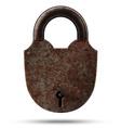 Ancient lock vector