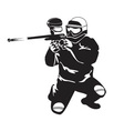 Paintball vector