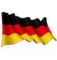 Germany national flag vector