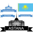 Kazakhstan vector