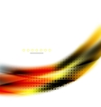 Unusual abstract background - blurred wave vector