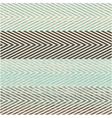 Large zig zag pattern vector