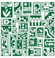 Abstract iconsenergy - icons vector