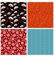 Asian patterns vector