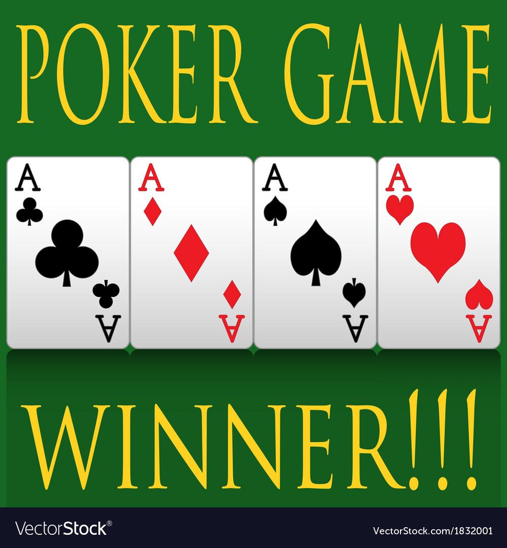Poker vector | Price: 1 Credit (USD $1)