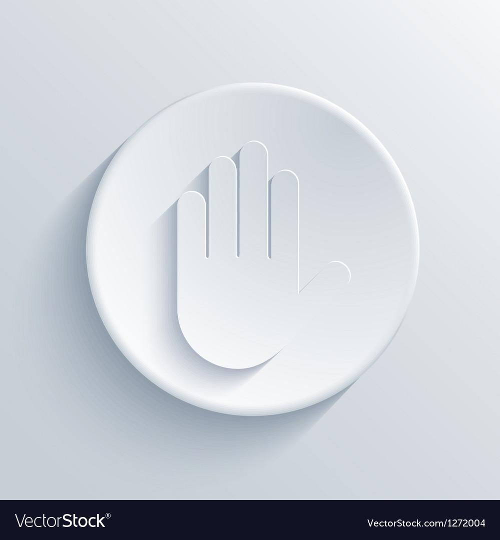 Light circle icon eps10 vector   Price: 1 Credit (USD $1)