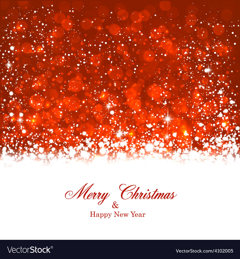 Christmas red abstract background vector | Price: 1 Credit (USD $1)