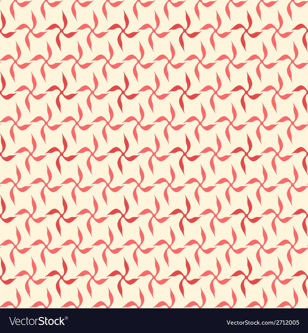 Romantic seamless pattern vector | Price: 1 Credit (USD $1)
