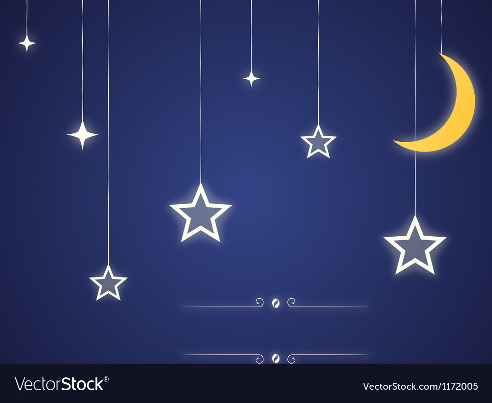 Star and moon toys vector | Price: 1 Credit (USD $1)