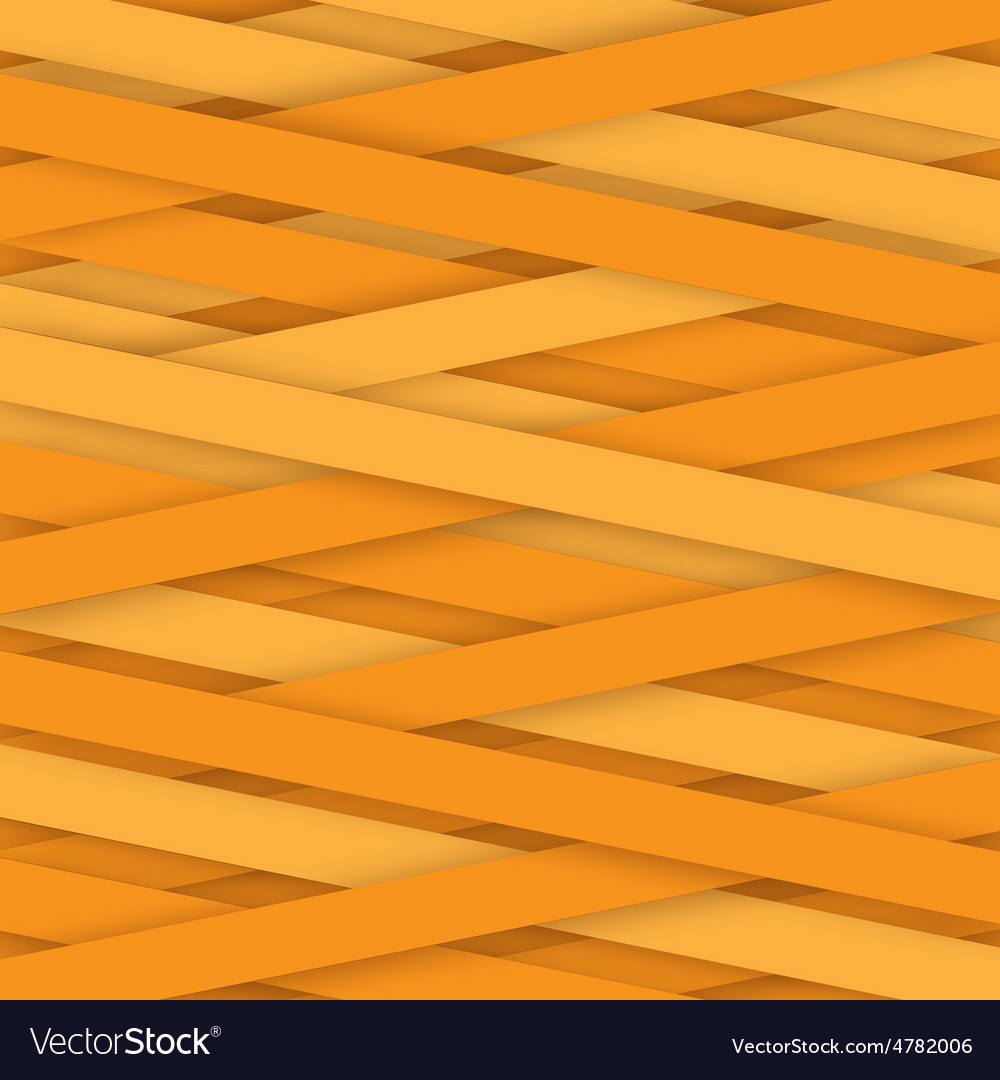 Abstract creative and shadow paper lines isolated vector   Price: 1 Credit (USD $1)
