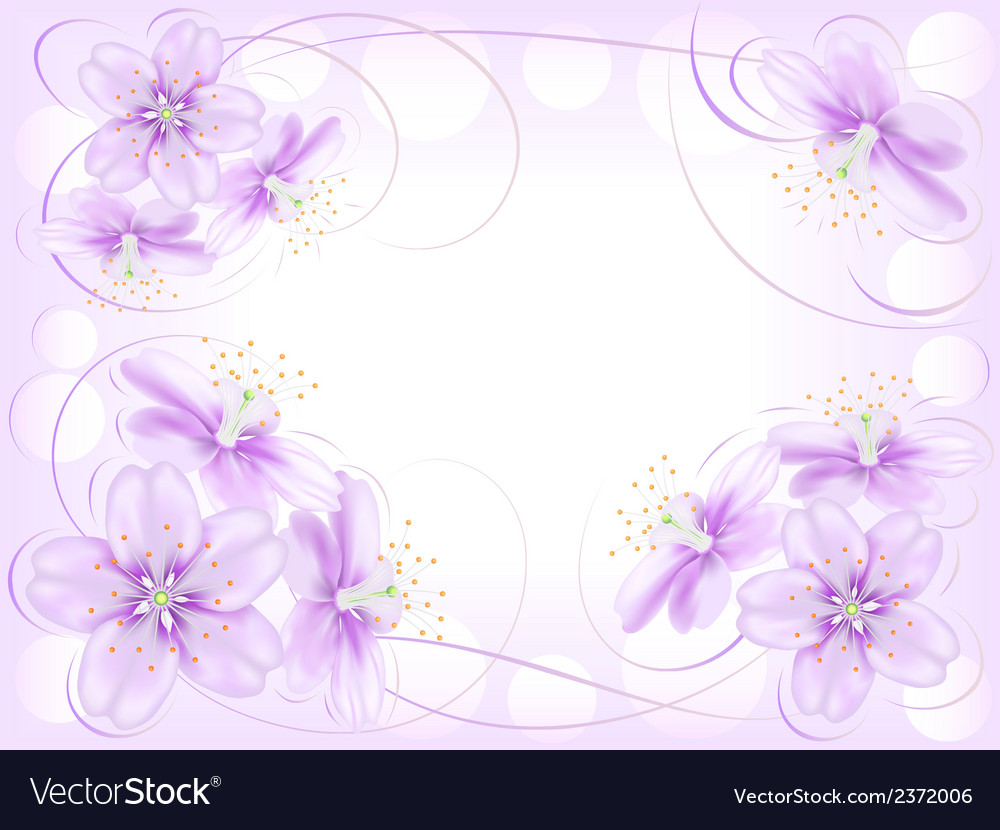 Abstract flower design vector | Price: 1 Credit (USD $1)