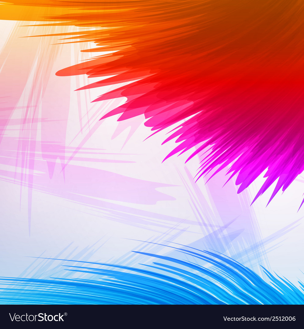 Colorful abstract vector | Price: 1 Credit (USD $1)