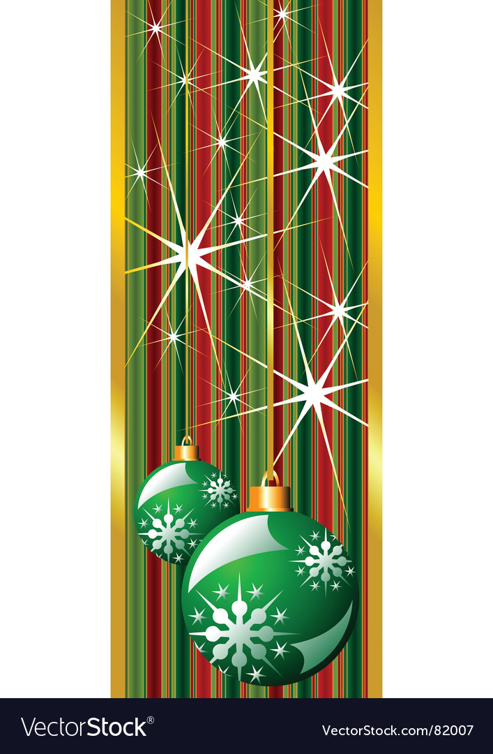 Christmas banner vector | Price: 1 Credit (USD $1)