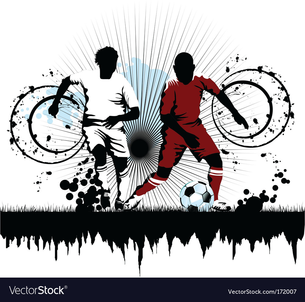 Soccer attack vector | Price: 1 Credit (USD $1)