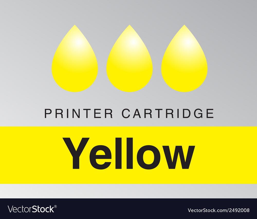 Color cmyk icon set vector   Price: 1 Credit (USD $1)