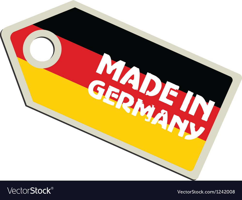 Made in germany vector | Price: 1 Credit (USD $1)