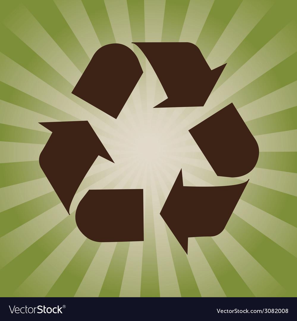 Recycle design vector | Price: 1 Credit (USD $1)