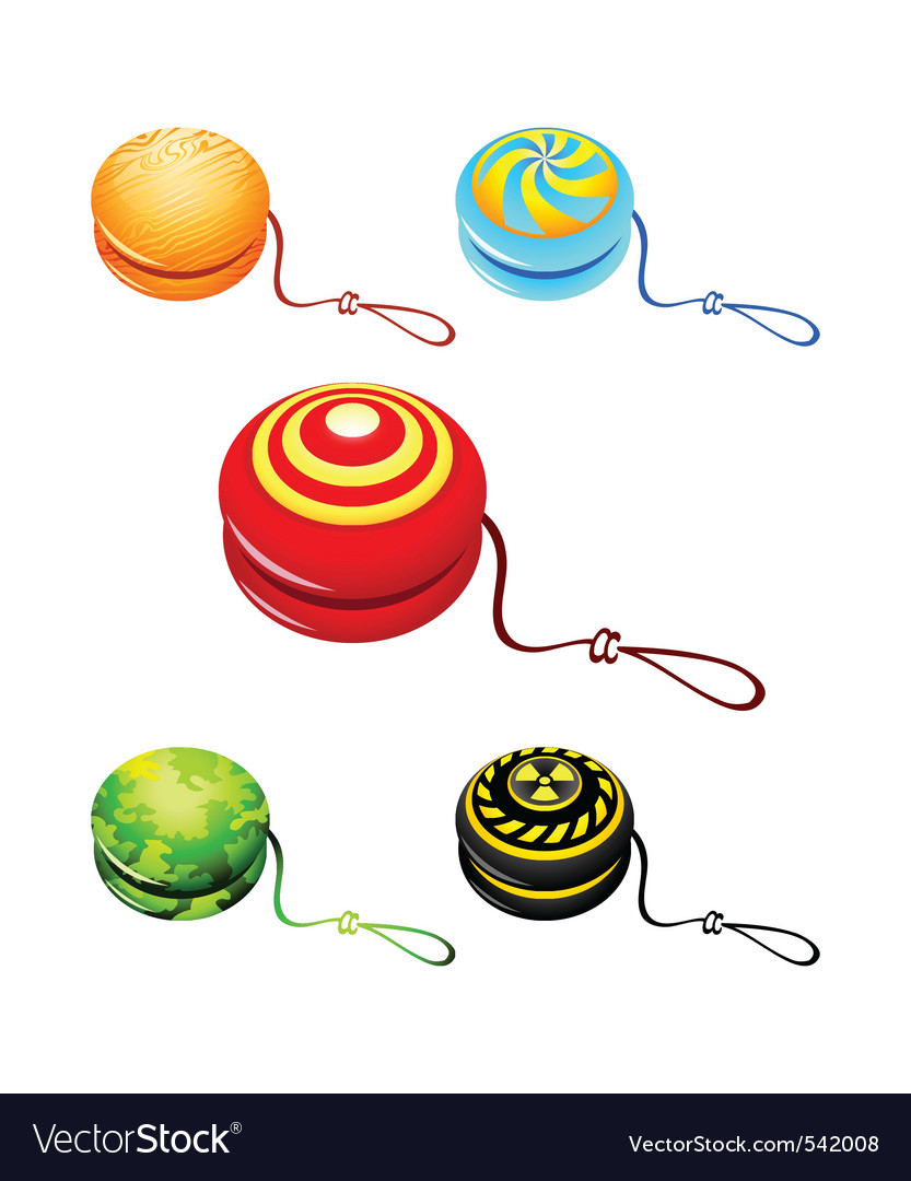 Yoyo vector | Price: 1 Credit (USD $1)