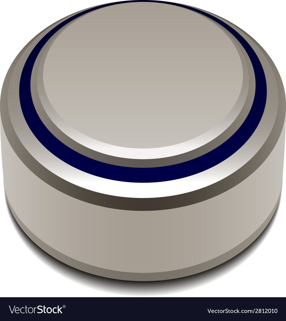 15v button cell battery vector | Price: 1 Credit (USD $1)