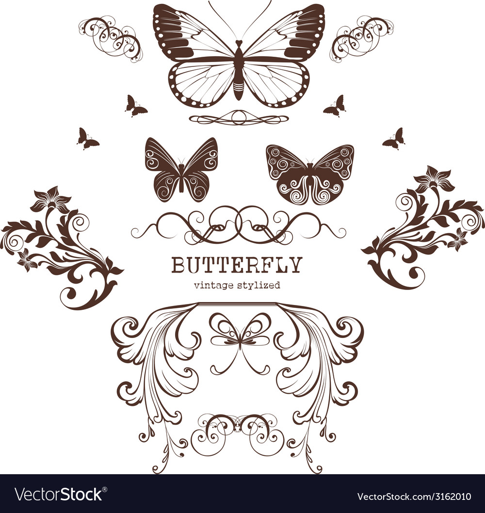 Butterfly graphic print vector   Price: 1 Credit (USD $1)