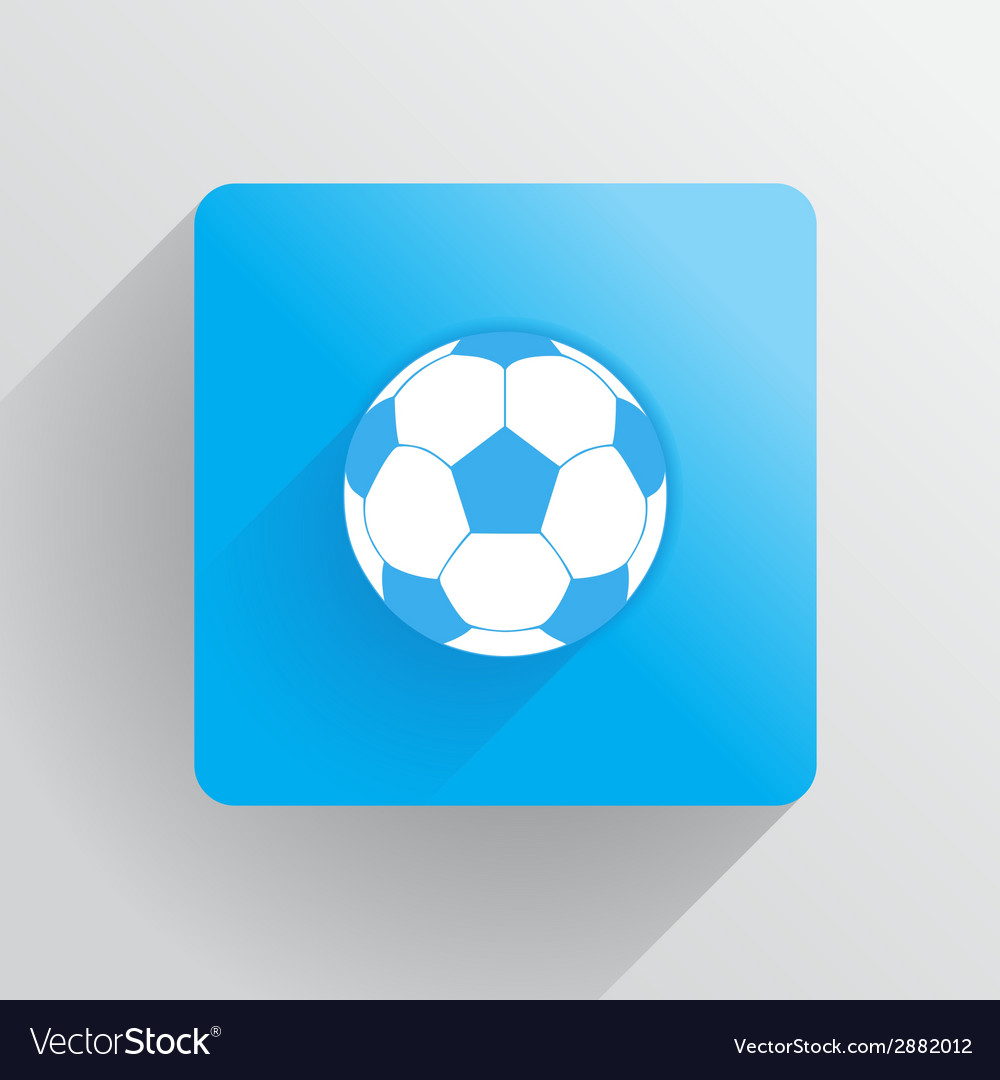 Fotball ball vector | Price: 1 Credit (USD $1)