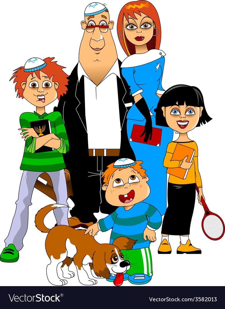 Cartoon family design vector   Price: 1 Credit (USD $1)