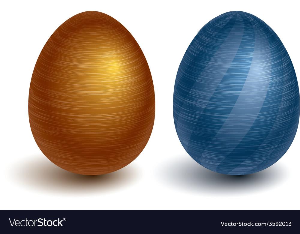 Metal eggs vector   Price: 1 Credit (USD $1)