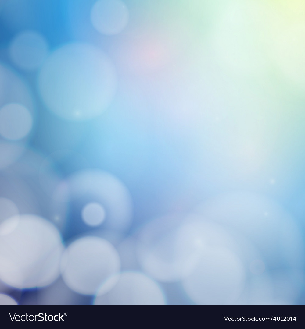 Blurry background with bokeh effect abstract vector   Price: 1 Credit (USD $1)