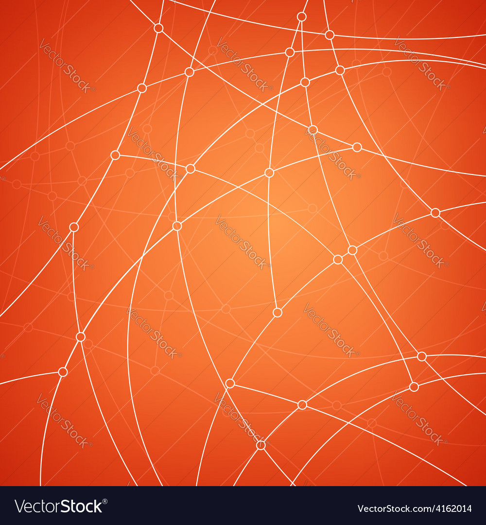 Geometric patterncurves and nodes vector | Price: 1 Credit (USD $1)