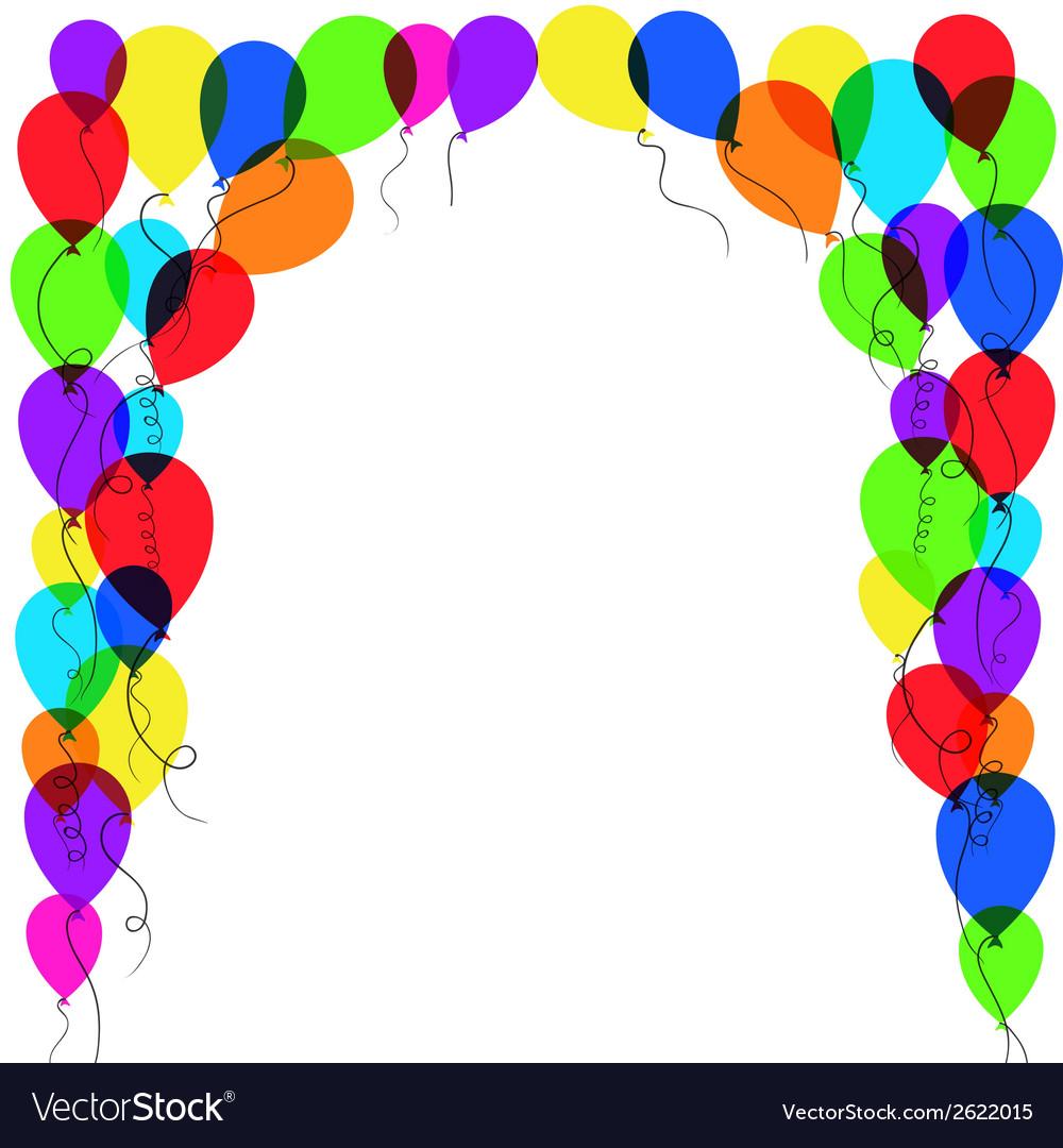 Balloon frame vector   Price: 1 Credit (USD $1)