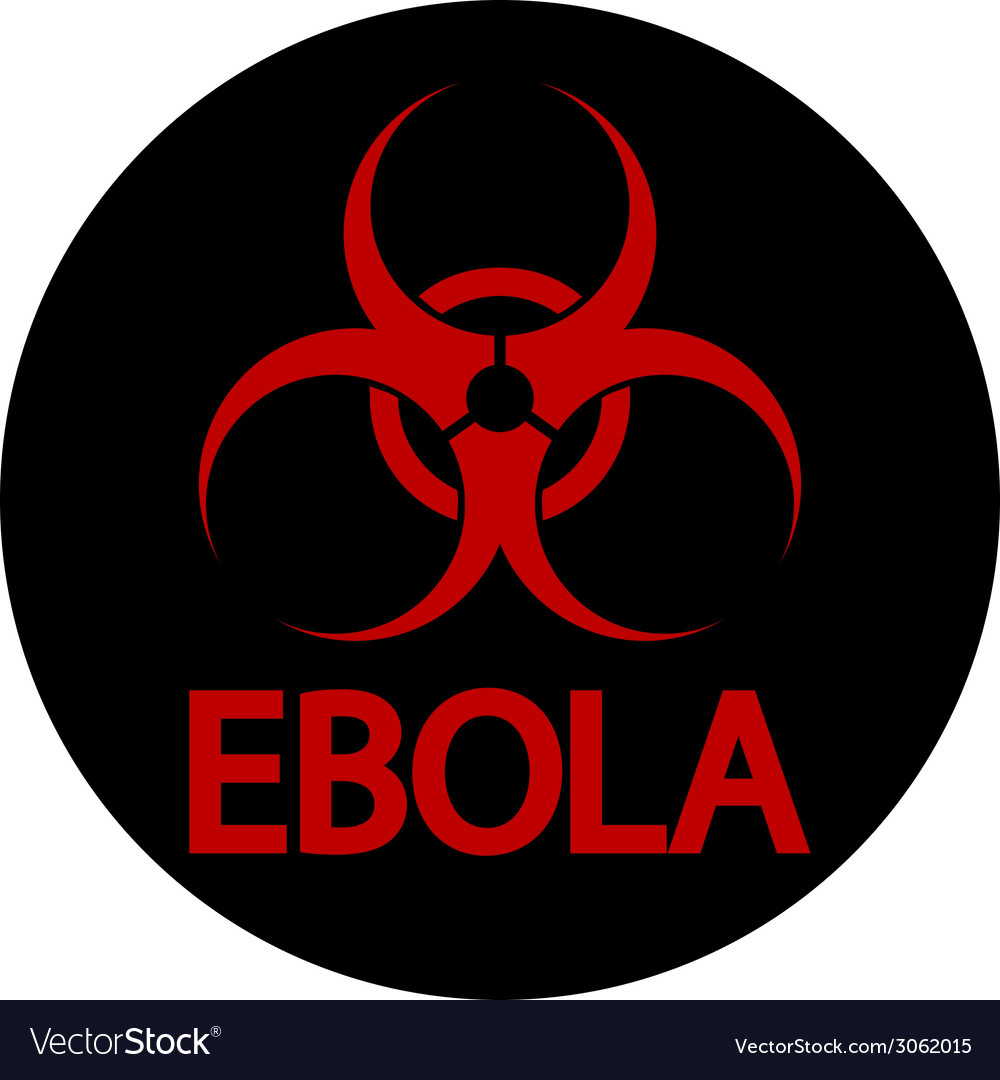 Ebola virus icon vector | Price: 1 Credit (USD $1)