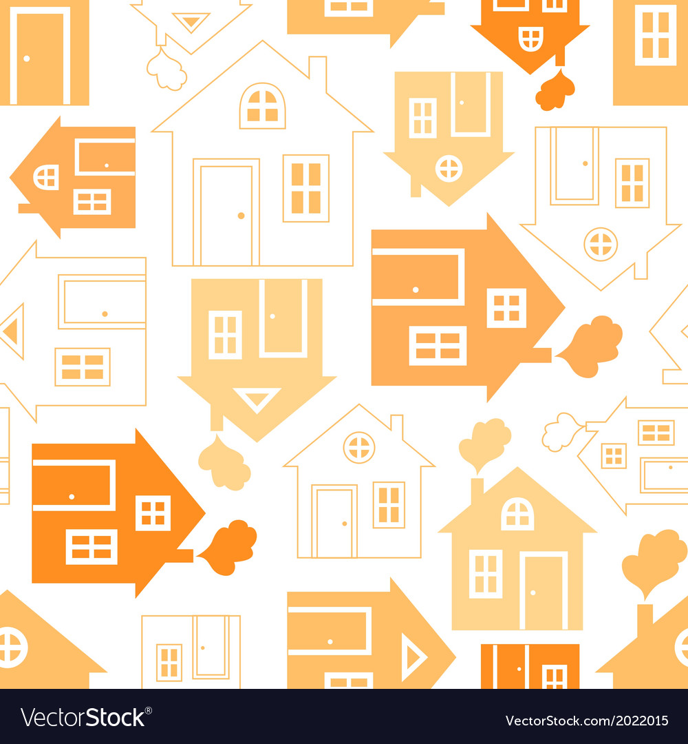 Home sweet home house silhouette vector | Price: 1 Credit (USD $1)