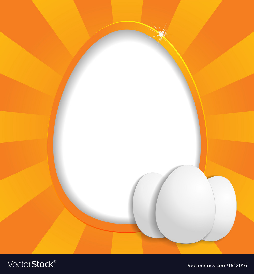 Egg background vector   Price: 1 Credit (USD $1)