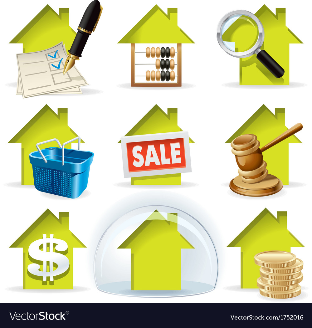 Real estate transactions vector   Price: 3 Credit (USD $3)