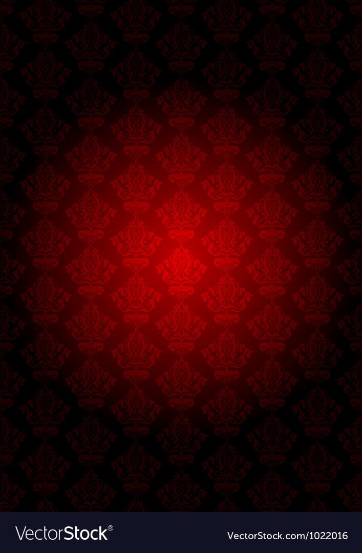 Red wallpaper vector | Price: 1 Credit (USD $1)