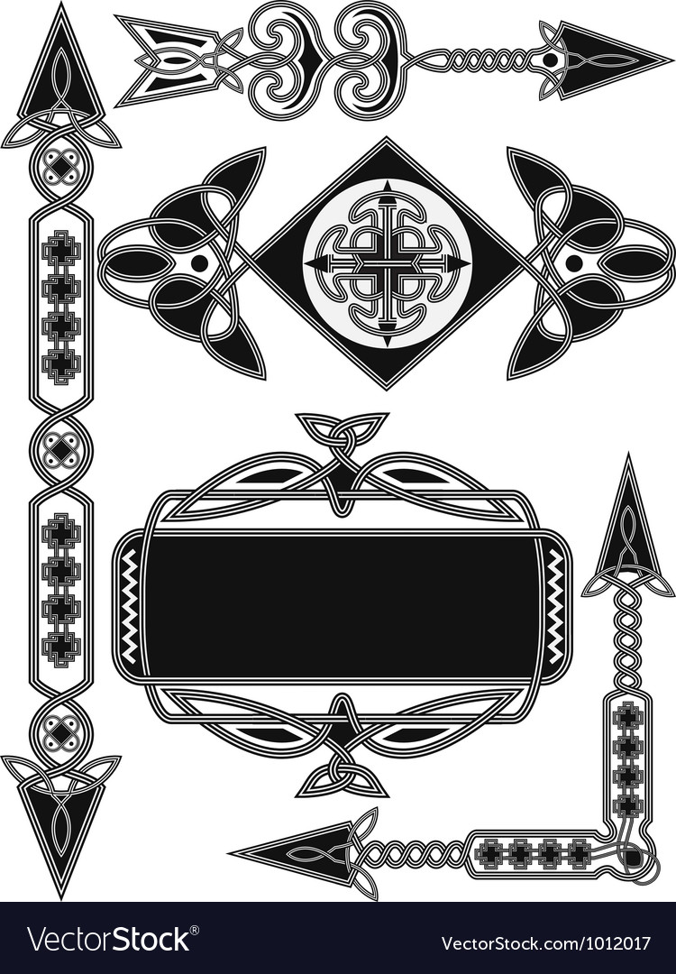 Celtic vector | Price: 1 Credit (USD $1)