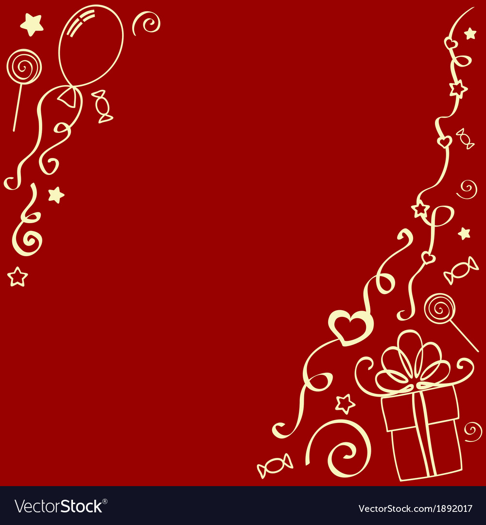 Holiday design elements vector | Price: 1 Credit (USD $1)
