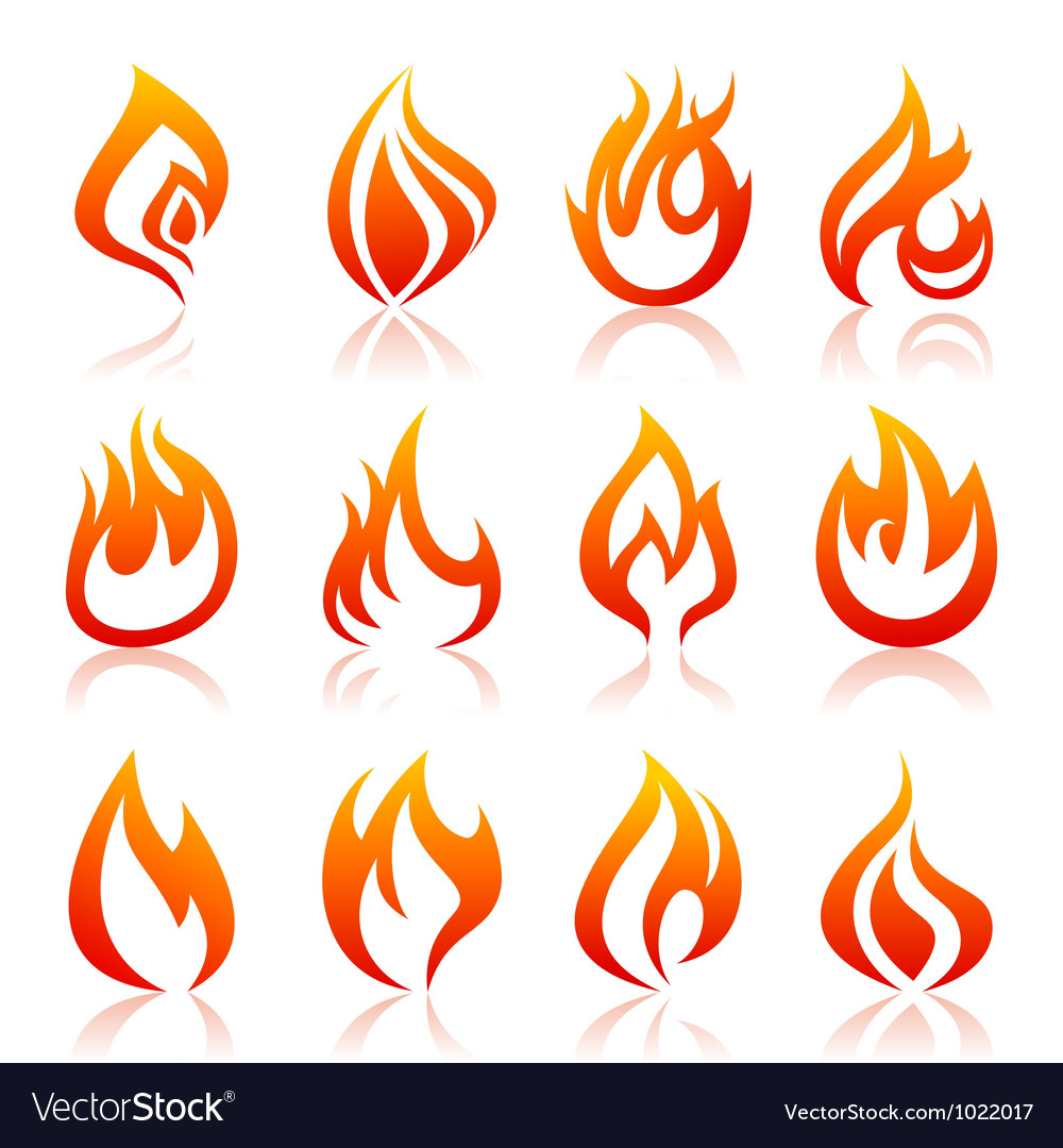 Icon fire vector   Price: 1 Credit (USD $1)