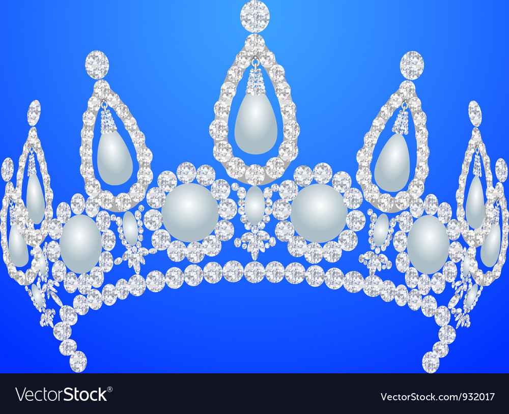 Tiara vector | Price: 1 Credit (USD $1)
