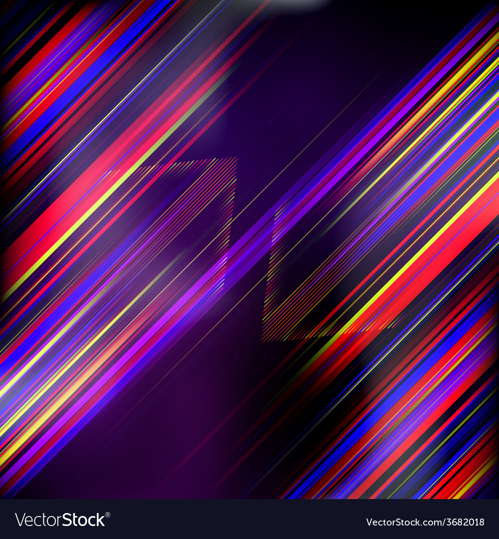 Abstract trendy background with arrows vector | Price: 1 Credit (USD $1)