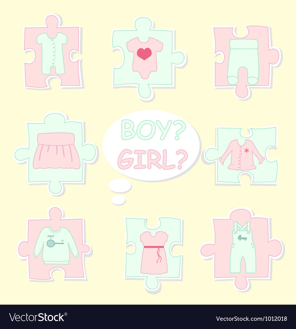 Clothes-for-baby vector   Price: 1 Credit (USD $1)